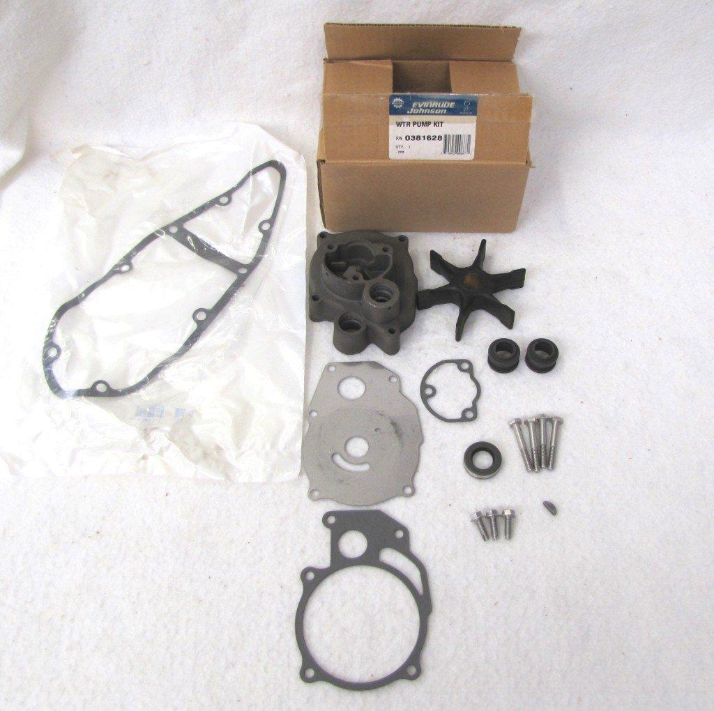 OMC/Johnson/Evinrude Water Pump Kit 381628/0381628