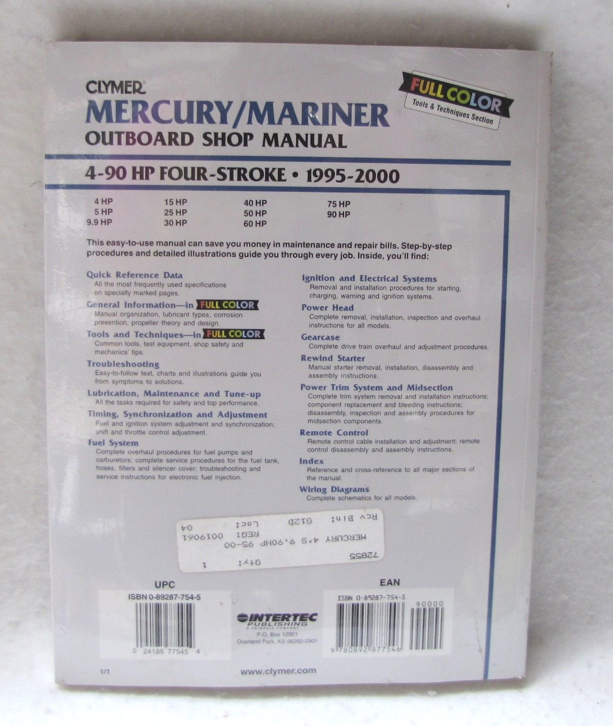 mercury 90hp 4 stroke manual