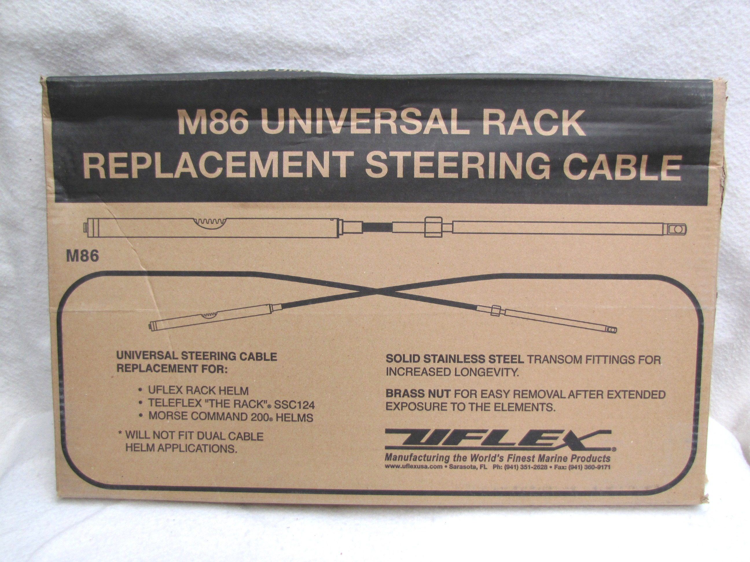 Teleflex Mechanical Steering Tech Reference FAQ