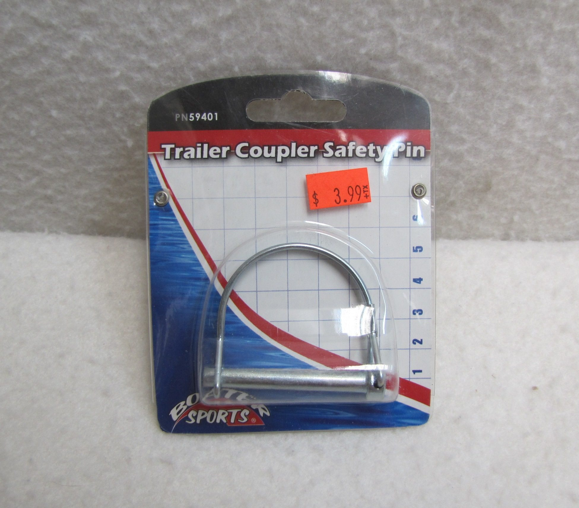 Trailer Coupler Safety Pin : Boater sports trailer coupler safety pin express