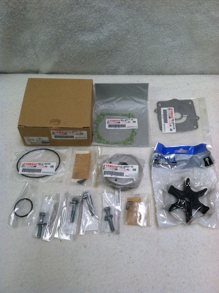 Yamaha Outboard Water Pump Repair Kit 61a W0078 A3 00